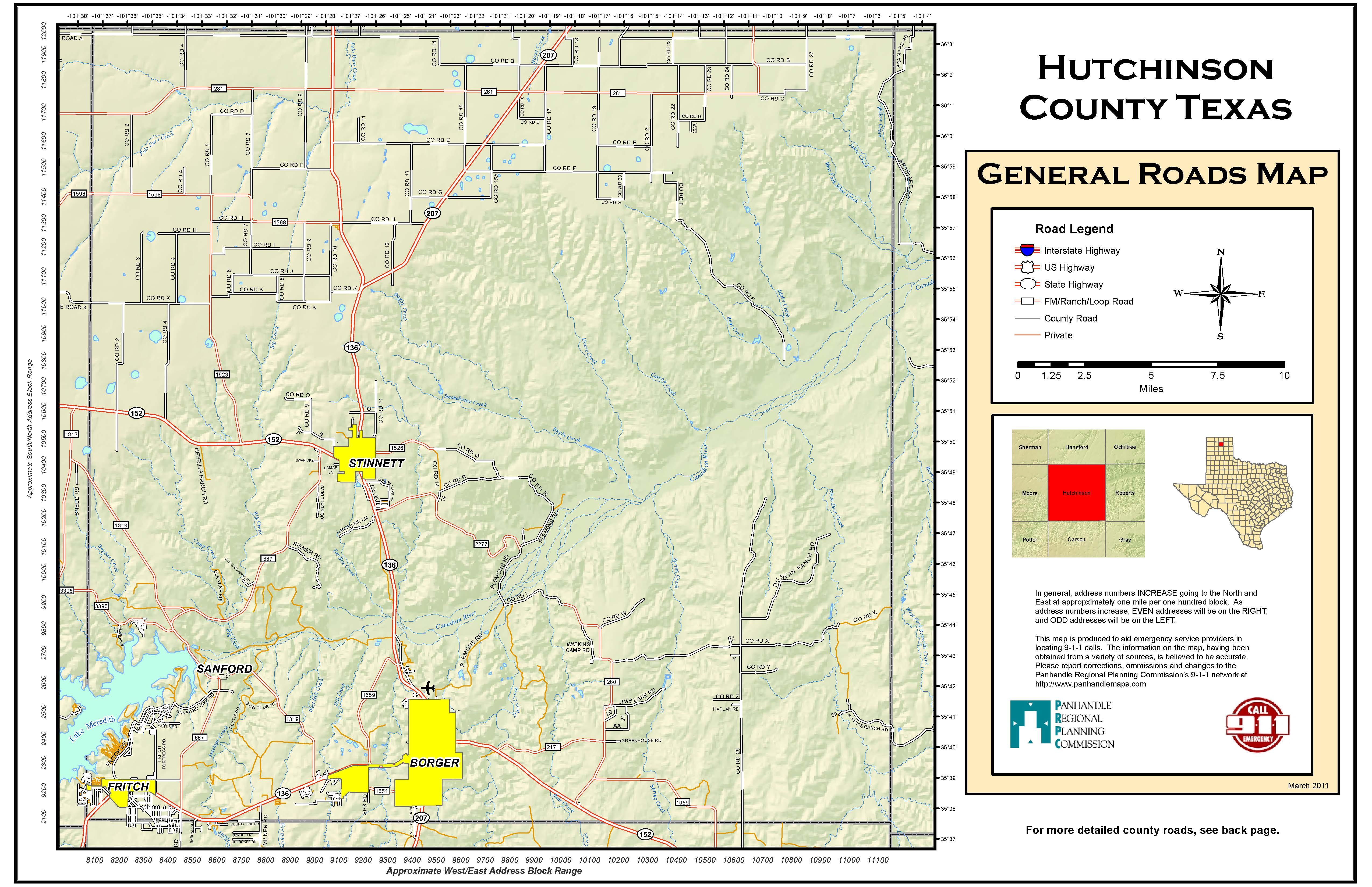 Administration | Hutchinson County Sheriff TX